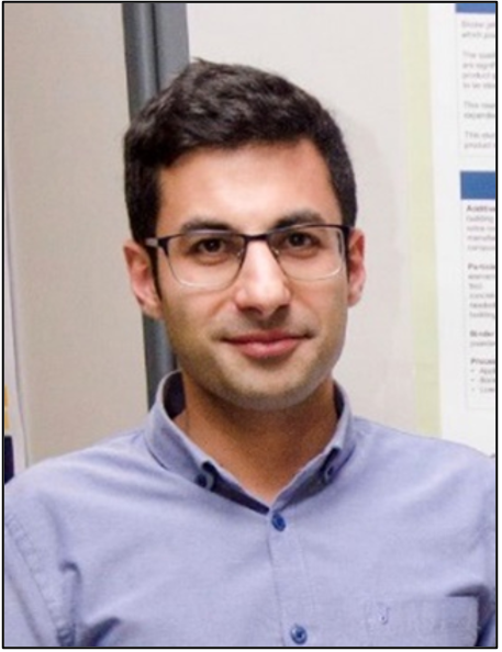 Farid Salari, participant for the first time