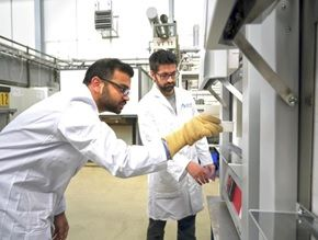 Jülich researchers seek to reduce the cost of producing MAX phases and high-performance metals and